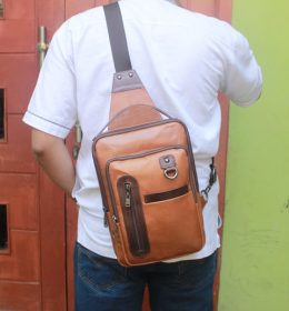 Tas Kulit Backpack