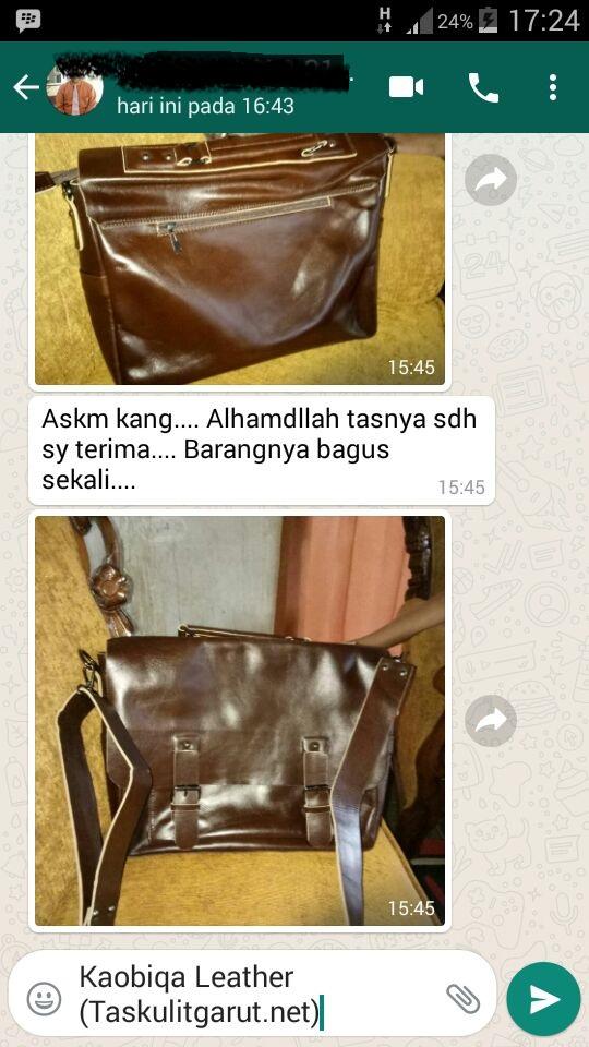 jual tas kulit online
