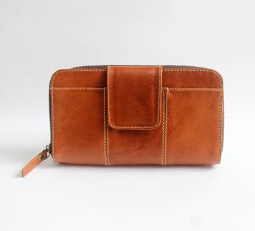 dompet kulit asli wanita